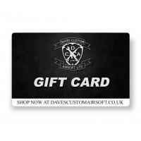 DCA - GIFT CARD