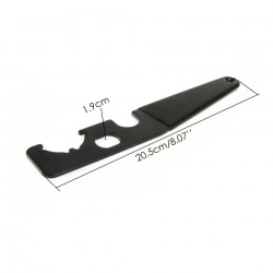 AR15 Spanner Wrench with Rubber Handle