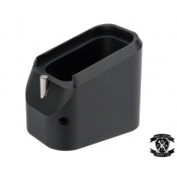 Pro Arms TT Style +5 Magbase for Umarex / VFC Glock Series GBB