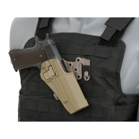 FMA PALS / MOLLE Adapter For all Serpa Holsters (Black)