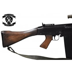 DCA - Ares L2A1 LMG AEG (Real Wood & Steel)