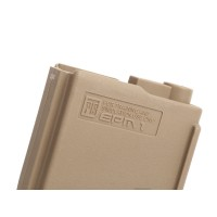 PTS EPM1 M4 AEG Mid-Cap Magazine 250rnds Capacity (Black / DE)