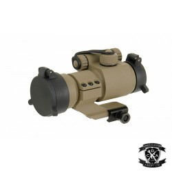Aimpoint Style M2 Red Dot Sight (BK/Tan)