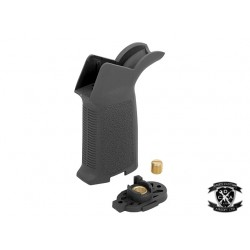 Magpul Style MOE Pistol Grip For M4 AEG High Quality With Markings (Black / Tan / OD)