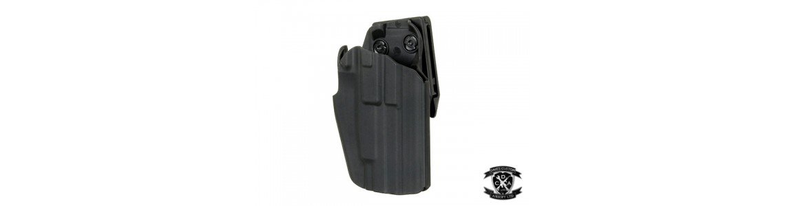 Pistol Holsters / Full Carriage Solutions