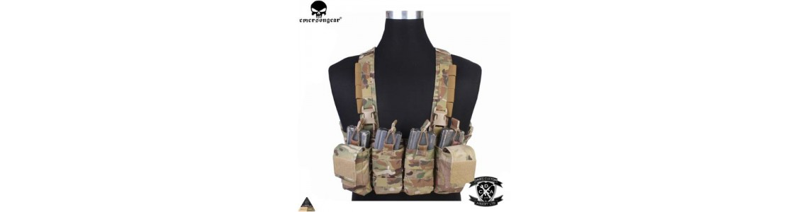 Chest Rigs, Vests, Plate Carriers, Boots & Belts