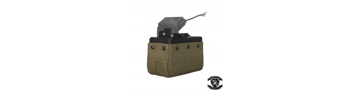 Support Weapon Magazines