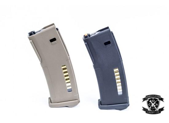 PTS - EPM Next Gen Recoil Shock AEG M4/TM416/SCAR 30/120rnds Magazine (Black / DE)