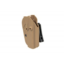 KYDEX Holster for M92 Replicas - Dark Earth