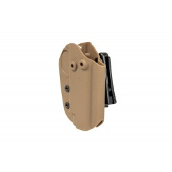 KYDEX Holster for 1911 Replicas - Dark Earth