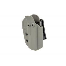 KYDEX Holster for GLOCK 17 Replicas - Foliage Green