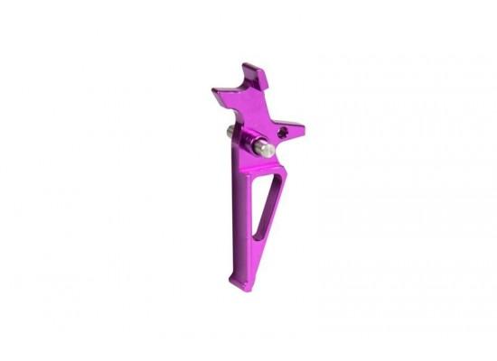 CNC Trigger for M4/M16 Replicas - Violet