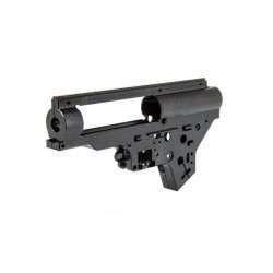 Reinforced CNC QSC Gearbox Frame for SR25 Replicas (8mm)