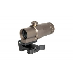 Magnifier G3 with FTS Mount - Tan