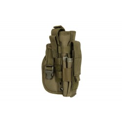 Universal Holster with Magazine Pouch - wz. 93