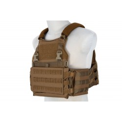 VS Style SCRB Tactical Vest - Coyote Brown